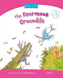 Level 2: The Enormous Crocodile av Caroline Laidlaw (Heftet)