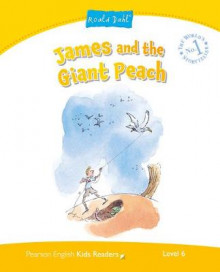 James and the Giant Peach: Level 6 av Jocelyn Potter (Heftet)