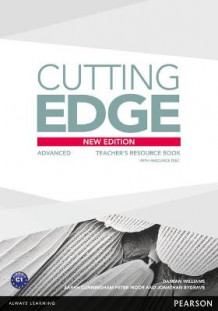 Cutting Edge Advanced New Edition Teacher's Book and Teacher's Resource Disk Pack av Damian Williams, Sarah Cunningham og Peter Moor (Blandet mediaprodukt)