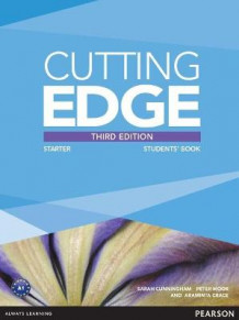 Cutting Edge Starter Students' Book and DVD Pack av Sarah Cunningham, Araminta Crace og Peter Moor (Blandet mediaprodukt)