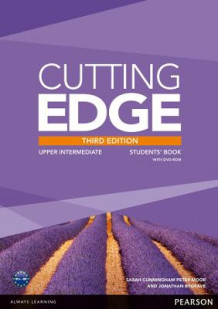 Cutting Edge 3rd Edition Upper Intermediate Students' Book and DVD Pack av Jonathan Bygrave, Sarah Cunningham og Peter Moor (Blandet mediaprodukt)