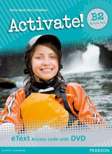 Activate! B2 Students' Book Etext Access Card with DVD av Elaine Boyd og Mary Stephens (Blandet mediaprodukt)