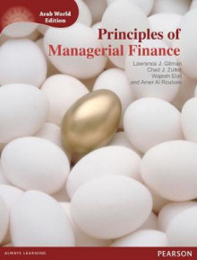 Principles of Managerial Finance Arab World Edition Pack av Lawrence J. Gitman, Chad J. Zutter, Wajeeh Elali og Amer al-Roubaie (Blandet mediaprodukt)
