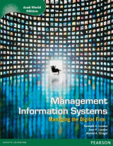 Omslag - Management Information Systems with Access Code for MyManagement Lab Arab World Edition