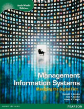 Management Information Systems with Access Code for MyManagement Lab Arab World Edition av Ahmed El-Ragal, Jane Laudon og Kenneth Laudon (Blandet mediaprodukt)