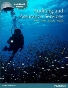 Auditing and Assurance Services (Arab World Edition) with MyAccountingLab Access Code Card av Alvin A. Arens, Randal J. Elder, Mark S. Beasley og Mohamed Hegazy (Blandet mediaprodukt)