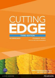Cutting Edge Intermediate Students' Book with DVD and MyEnglishLab Pack av Peter Moor, Jonathan Bygrave, Araminta Crace og Sarah Cunningham (Blandet mediaprodukt)