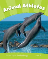Omslag - Level 4: Animal Athletes CLIL AmE