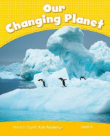 Omslag - Level 6: Our Changing Planet CLIL AmE