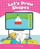 Omslag - Let's Draw Shapes CLIL AmE: Level 2