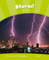 Omslag - Level 4: Storm! CLIL AmE