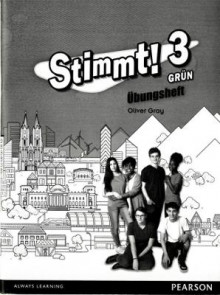 Stimmt! 3 Grun Workbook (pack of 8) av Oliver Gray (Samlepakke)