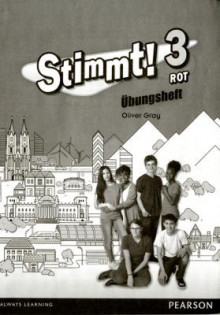 Stimmt! 3 Rot Workbook (pack of 8) av Oliver Gray (Samlepakke)