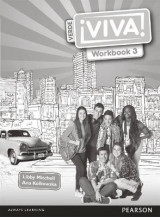 Omslag - Viva! 3 Verde Workbook Pack