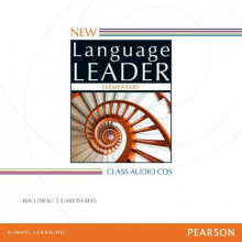 New Language Leader Elementary Class CD av Ian Lebeau og Gareth Rees (Lydbok-CD)