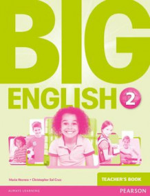 Big English Teacher's Book: 2 av Mario Herrera og Christopher Sol Cruz (Spiral)