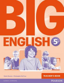 Big English 5 Teacher's Book av Mario Herrera og Christopher Sol Cruz (Spiral)