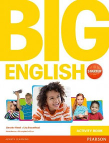 Big English Starter Activity Book av Lisa Broomhead, Linnette Erocak, Mario Herrera og Christopher Sol Cruz (Heftet)