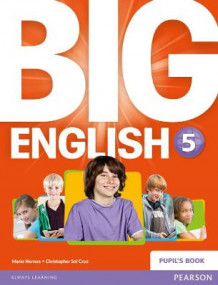 Big English 5 Pupils Book stand alone av Mario Herrera og Christopher Sol Cruz (Heftet)