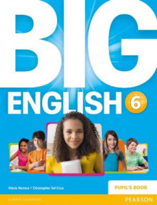 Big English 6 Pupils Book stand alone av Mario Herrera og Christopher Sol Cruz (Heftet)