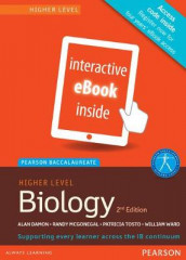 Pearson Baccalaureate Biology Higher Level 2nd edition ebook only edition (etext) for the IB Diploma av Alan Damon, Randy McGonegal, Patricia Tosto og William Ward (Undervisningskort)