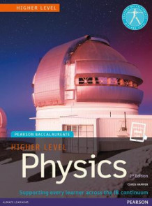 Pearson Baccalaureate Physics Higher Level 2nd edition print and ebook bundle for the IB Diploma av Chris Hamper (Blandet mediaprodukt)