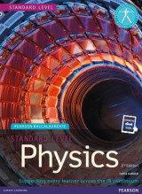 Omslag - Pearson Baccalaureate Physics Standard Level 2nd edition print and ebook bundle for the IB Diploma