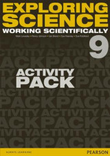 Omslag - Exploring Science: Working Scientifically Activity Pack Year 9