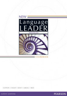 New Language Leader Advanced Coursebook av David Cotton, David Falvey, Gareth Rees, Simon Kent og Ian Lebeau (Blandet mediaprodukt)