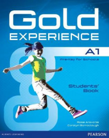 Gold Experience A1 Students' Book with DVD-ROM Pack av Rosemary Aravanis og Carolyn Barraclough (Blandet mediaprodukt)
