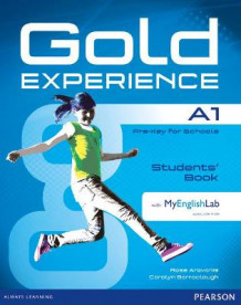 Gold Experience A1 Students' Book with DVD-ROM and MyLab Pack av Rosemary Aravanis, Carolyn Barraclough og Lucy Frino (Blandet mediaprodukt)