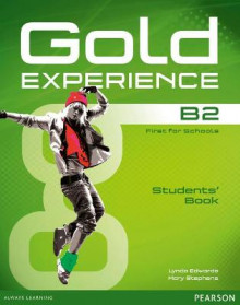 Gold Experience B2 Students' Book av Lynda Edwards og Mary Stephens (Blandet mediaprodukt)
