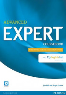 Expert Advanced Coursebook with MyLab Pack av Jan Bell, Roger Gower, Nick Kenny og Sue Elliott (Blandet mediaprodukt)