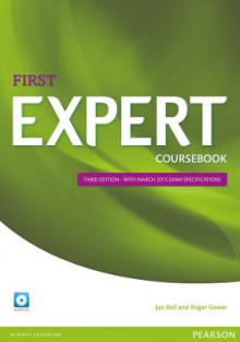 Expert First 3rd Edition Coursebook with CD Pack av Jan Bell og Roger Gower (Blandet mediaprodukt)