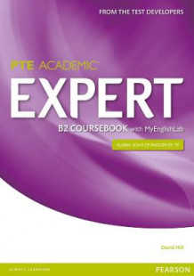 Expert Pearson Test of English Academic B2 Coursebook and MyEnglishLab Pack av David Hill (Blandet mediaprodukt)