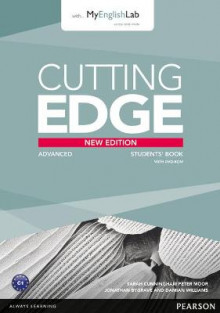 Cutting Edge Advanced New Edition Students' Book with DVD and MyLab Pack av Sarah Cunningham, Peter Moor og Jonathan Bygrave (Blandet mediaprodukt)