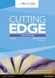 Cutting Edge Starter New Edition Students' Book with DVD and MyLab Pack av Sarah Cunningham, Peter Moor og Araminta Crace (Blandet mediaprodukt)