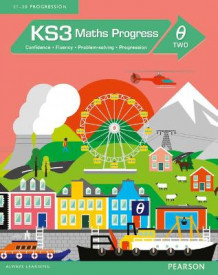 KS3 Maths Progress Student Book Theta 2 (Heftet)