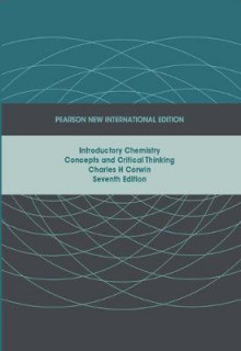 Introductory Chemistry: Concepts and Critical Thinking, Plus MasteringChemistry without eText av Charles H. Corwin (Blandet mediaprodukt)