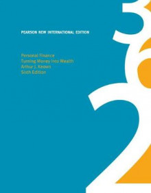 Personal Finance: Turning Money into Wealth, Plus MyFinanceLab without eText av Arthur J. Keown (Blandet mediaprodukt)