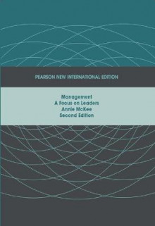 Management: A Focus on Leaders, Plus MyManagementLab without eText av Annie McKee (Blandet mediaprodukt)