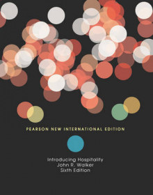 Introduction to Hospitality, Plus MyHospitalityLab without eText av John R. Walker (Blandet mediaprodukt)