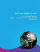 Omslag - International Relations, 2012-2013 Update Pearson New International Edition, plus MyPoliSciKit without eText