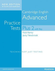 Cambridge Advanced Practice Tests Plus New Edition Students' Book with Key av Nick Kenny og Jacky Newbrook (Blandet mediaprodukt)