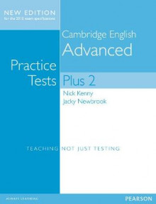Cambridge Advanced Practice Tests Plus New Edition Students' Book without Key av Nick Kenny og Jacky Newbrook (Blandet mediaprodukt)