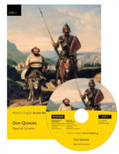 Level 2: Don Quixote Book and Multi-ROM with MP3 Pack av Miguel De Cervantes (Blandet mediaprodukt)