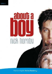 Level 4: About a Boy Book and Multi-ROM with MP3 Pack av Nick Hornby (Blandet mediaprodukt)