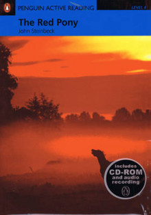 PLAR4:Red Pony, The MP3 for pack av John Steinbeck (Blandet mediaprodukt)