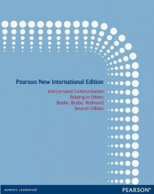 Interpersonal Communication Pearson New International Edition, plus MyCommunicationLab without eText av Steven A. Beebe, Susan J. Beebe og Mark V. Redmond (Blandet mediaprodukt)