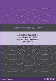 Graphical Approach to Precalculus With Limits, Plus MyMathLab without eText av John Hornsby, Margaret L. Lial og Gary K. Rockswold (Blandet mediaprodukt)